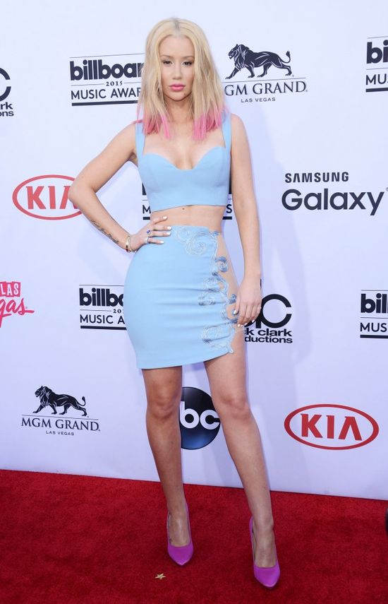 Gwiazdy na Billboard Music Awards 2015