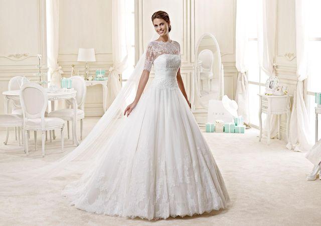 Suknie ślubne jak ze snów - Nicole Spose 2015