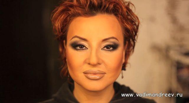 Niesamowite przemiany za pomocą makijażu