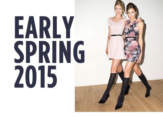 Najnowszy wiosenny lookbook Tally Weijl - Early Spring 2015