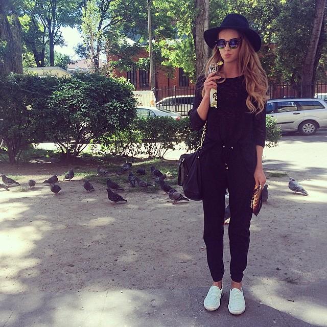 Blogerki modowe na swoich instagramowych profilach (cz. 24)