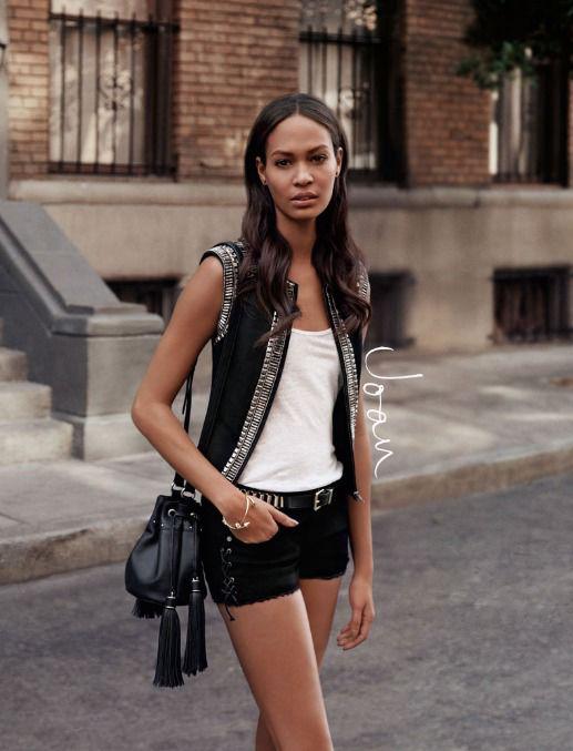 Gwiazdy modelingu w kampaniach H&M New Icons
