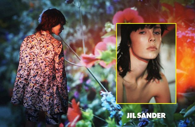 Edie Campbell nową ambasadorką Jil Sander (FOTO)