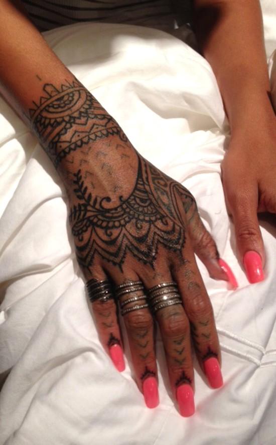 Tatuaże gwiazd