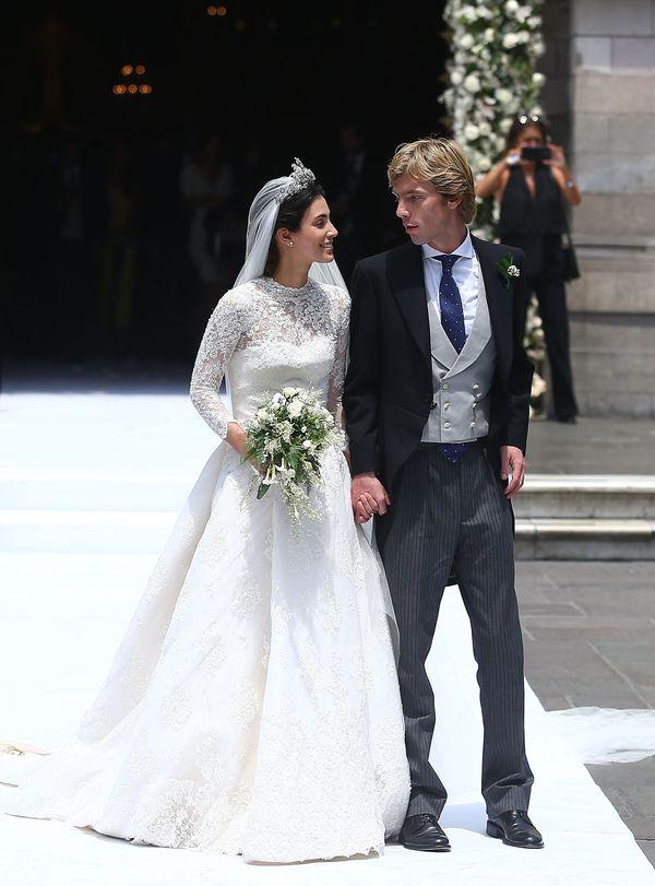 Czekacie na royal wedding? Zobaczcie zdjęcia ze ślubu Księcia Hanoveru! (FOTO)