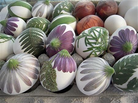 Jajka wielkanocne, pisanki: pomysły i inspiracje