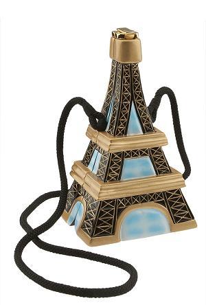 Torebka w kształcie Wieży Eiffla