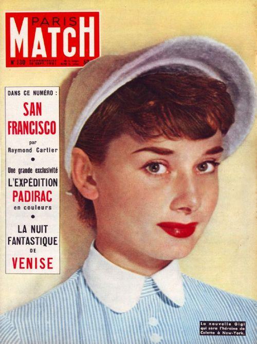 Sekrety urody gwiazd: Audrey Hepburn