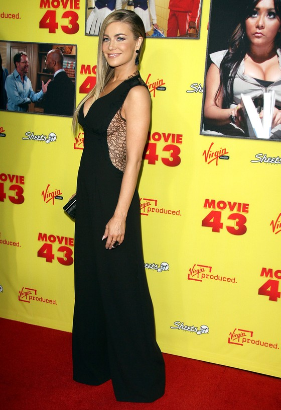 Carmen Electra w seksownym kombinezonie