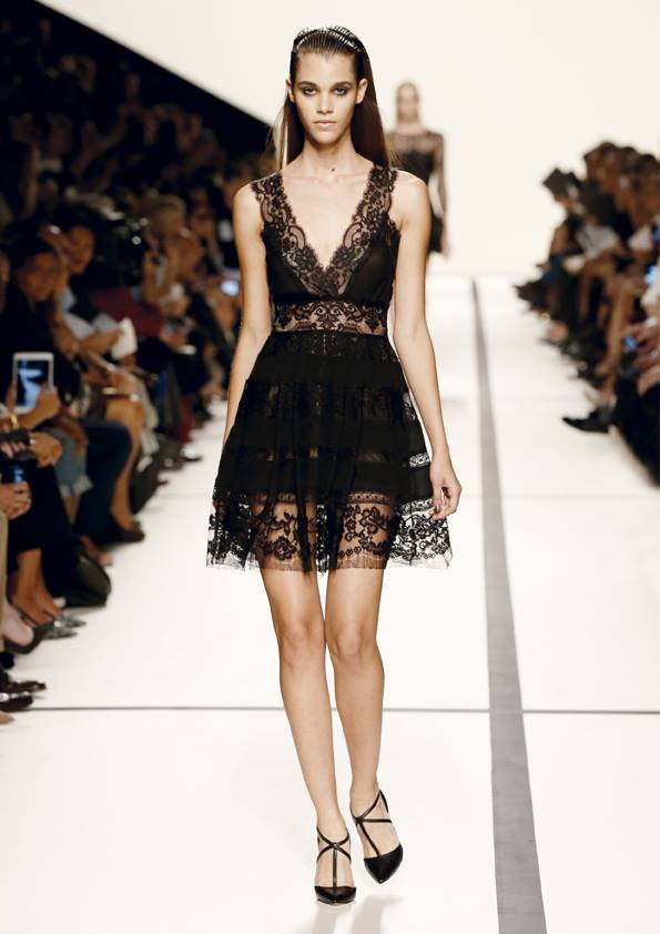ELIE SAAB Ready-to-Wear Spring Summer 2014