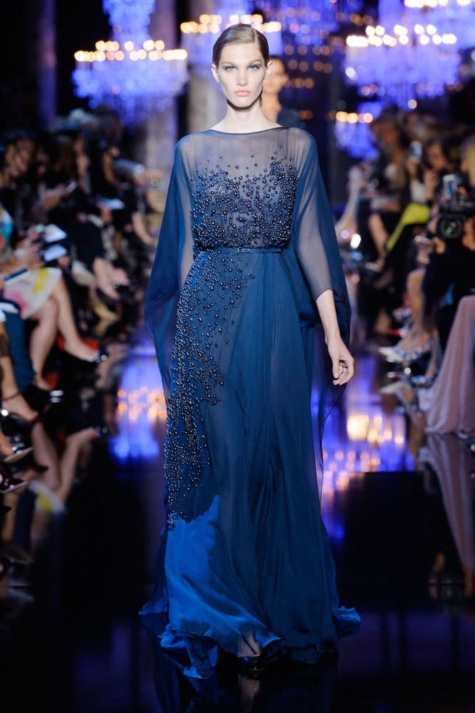 ELIE SAAB - haute couture na sezon jesień-zima 2014/15!