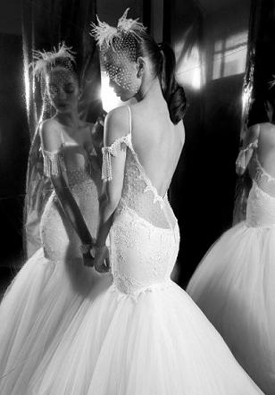 Elihav Sasson Bridal Couture 2012