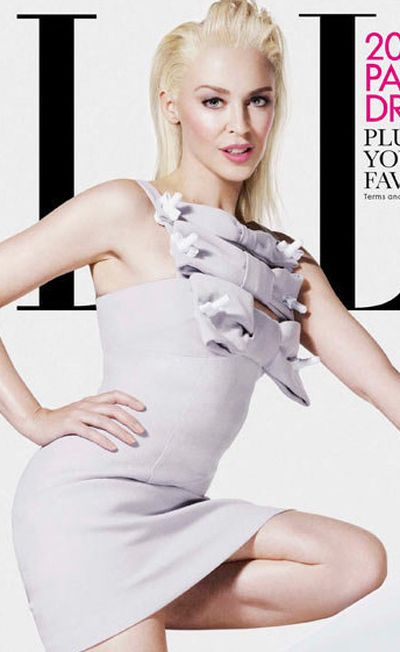 Kylie Minogue jak dwudziestolatka