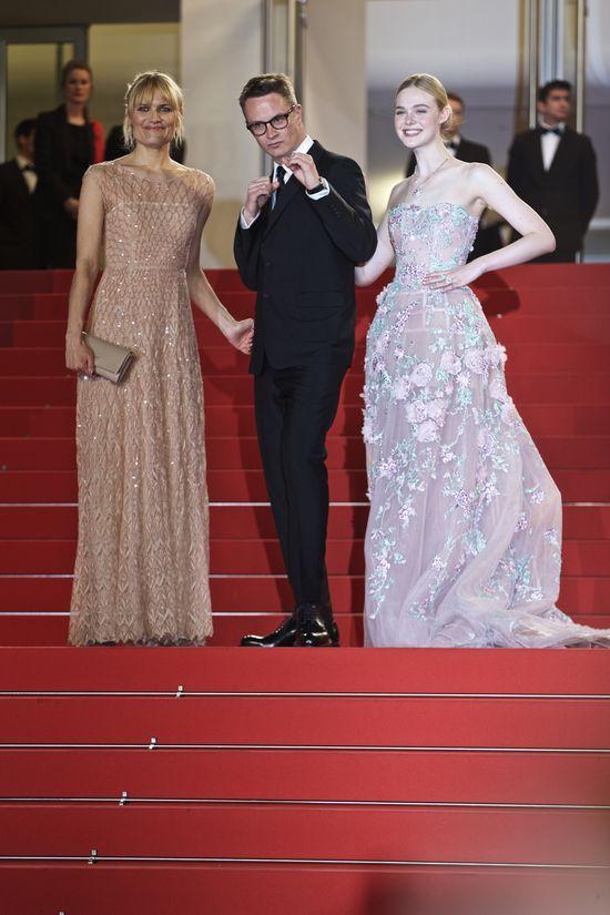 Zakochacie się w kreacji Elle Fanning z festiwalu w Cannes 2016