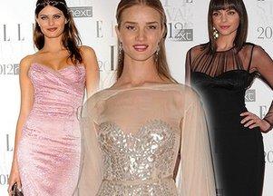 Kreacje na Elle Style Awards (FOTO)