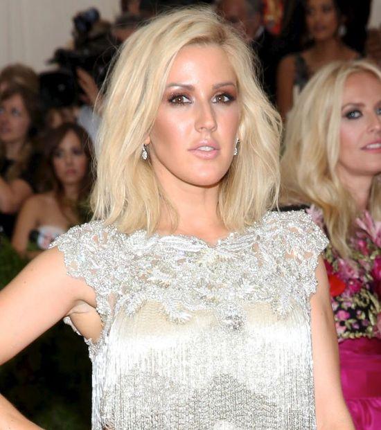 Ellie Goulding zszokowała fanów zdjęciem bez makijażu