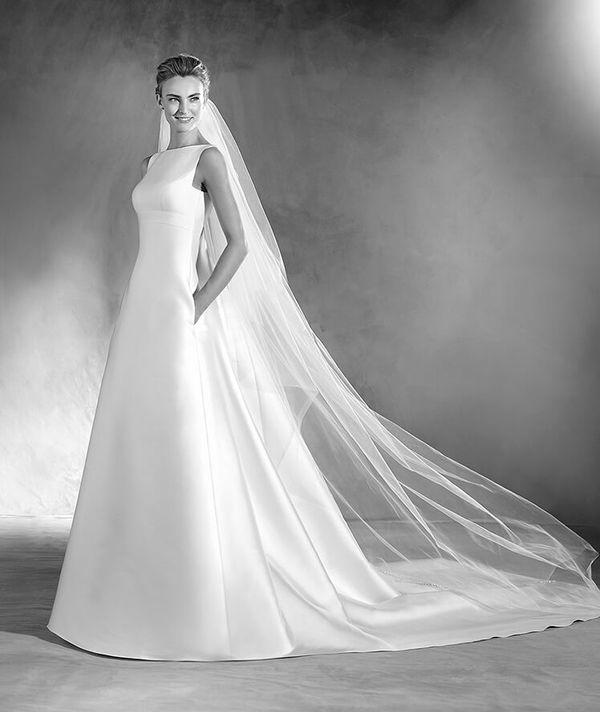 Pronovias - Haute Couture - suknie ślubne na 2017 (FOTO)