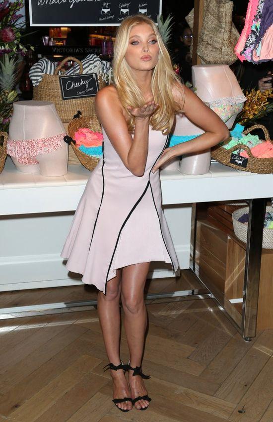 Elsa Hoks oficjalnie nowym aniołkiem Victoria's Secret