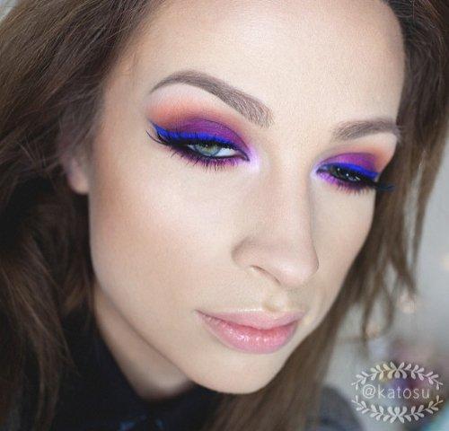 Najpiękniejsze letnie makijaże znalezione na Instagramie