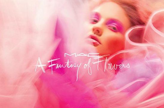 A Fantasy of Flowers - nowa kolekcja kosmetyków od MAC