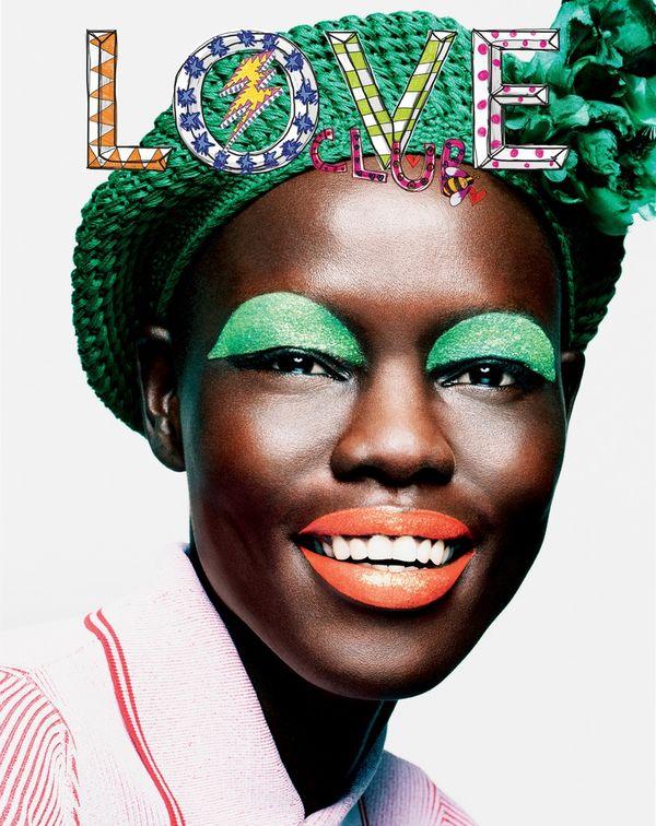 Wyjątkowe wydanie Love Magazine - aż 15 różnych okładek