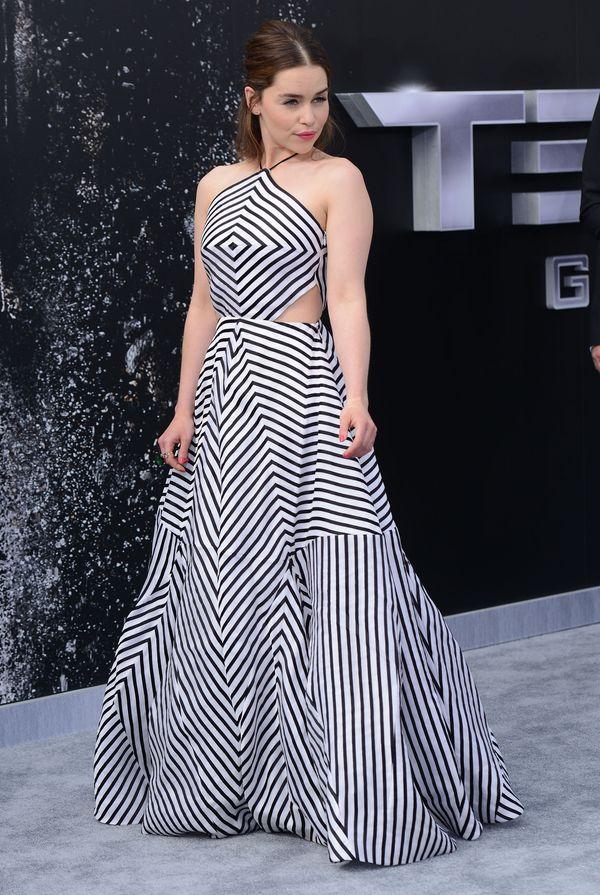 Emilia Clarke pokazała bardzo kontrowersyjne zdjęcie