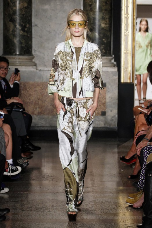 Kolekcja Emilio Pucci wiosna-lato 2013
