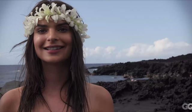 Emily Ratajkowski dla GQ - są zdjęcia! (FOTO+VIDEO)