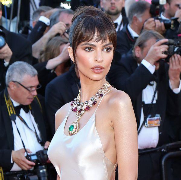 Wszyscy mówią o sukience Emily Ratajkowski z otwarcia Festiwalu w Cannes