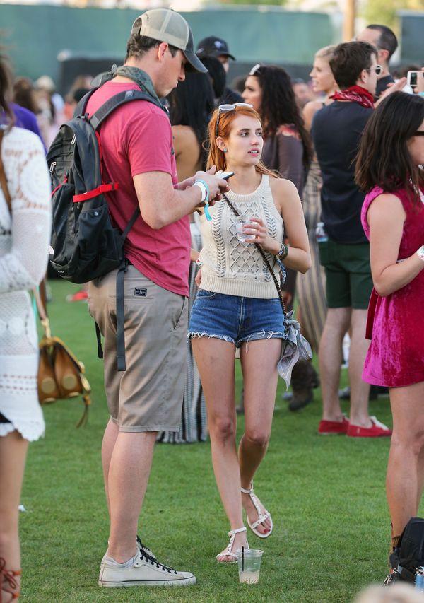 Coachella 2016 - dzień 1 - zobaczcie świetne stylizacje gwiazd