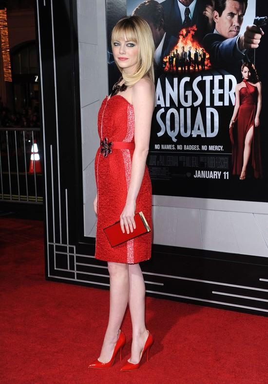 Emma Stone w Lanvin (FOTO)