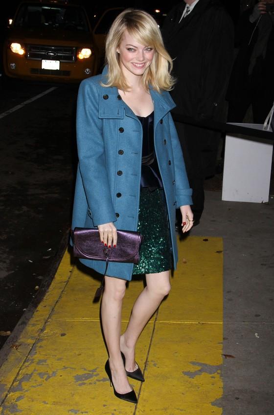 Gwiazdy na gali CFDA Vogue Fashion Fund Awards