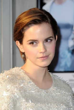 Emma Watson posiadaczką najpiękniejszej twarzy (FOTO)