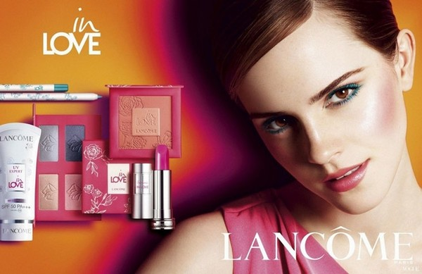 Emma Watson ponownie dla Lancome