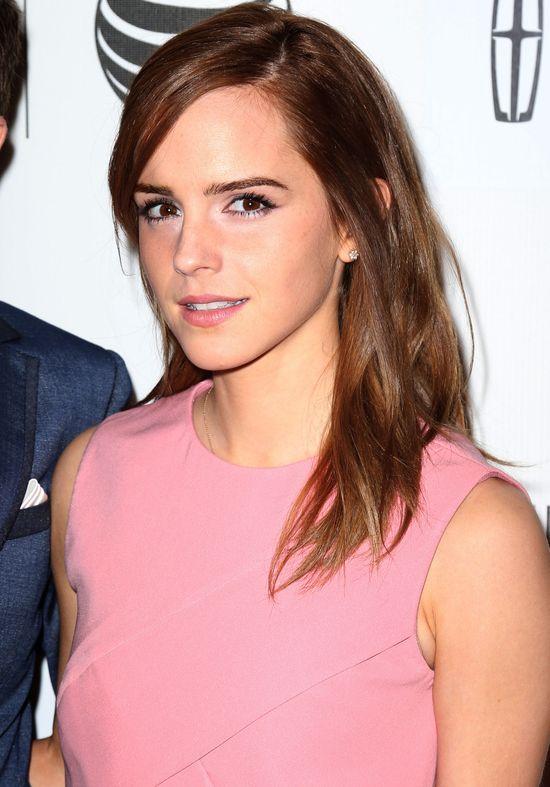 Emma Watson postawiła na pastele - jak wypadła? (FOTO)