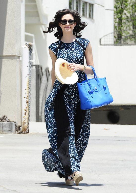 Letni szyk Emmy Rossum (FOTO)