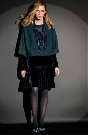 Emporio Armani - kolekcja Pre-Fall 2012