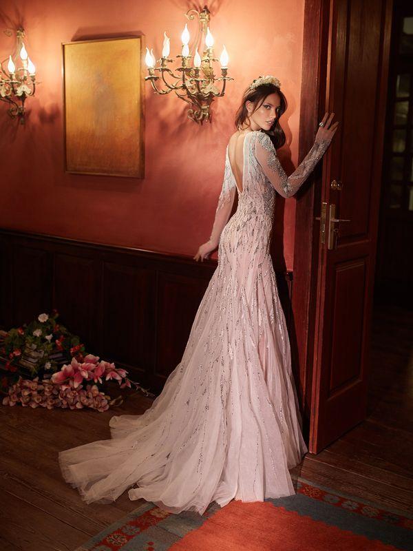 Zachwycamy się sukniami ślubnymi od Galii Lahav - Florence By Night (FOTO)