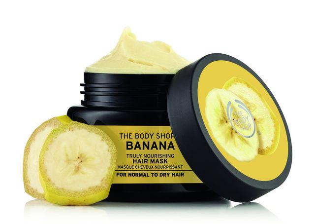 Uwielbiasz banany? Musisz mieć kosmetyki od The Body Shop! (FOTO)