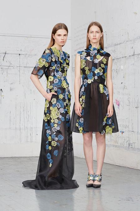 Nowa wiosenna wizja mody Erdem - kolekcja Resort 2015 (FOTO)