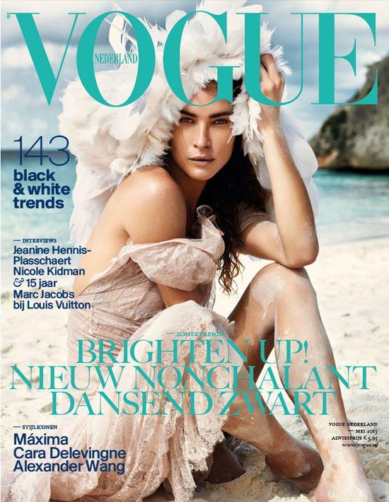 Erin Wasson w najnowszym Vogue Netherlands
