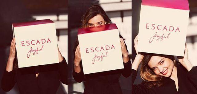 Urocza Miranda Kerr została ambasadorką perfum Escada
