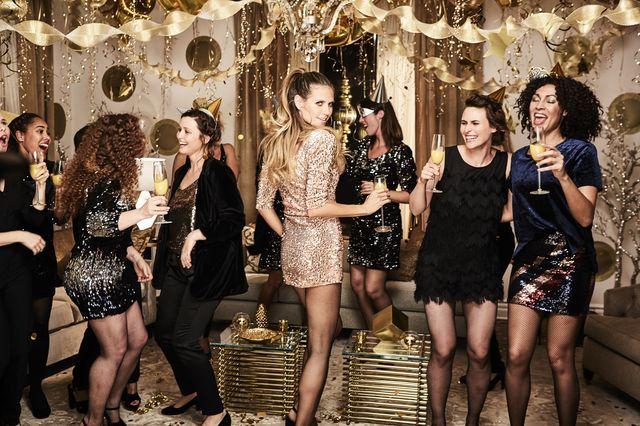 #LETSCELEBRATE: Druga kolekcja autorstwa Heidi Klum i firmy Lidl (FOTO)