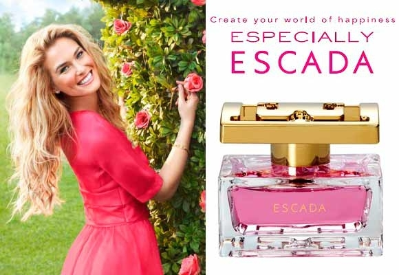 Especially Escada Elixir - nowy zapach od Escady (FOTO)