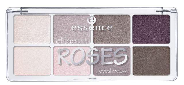 Essence - Kolorowe makijażowe propozycja na jesień i zimę
