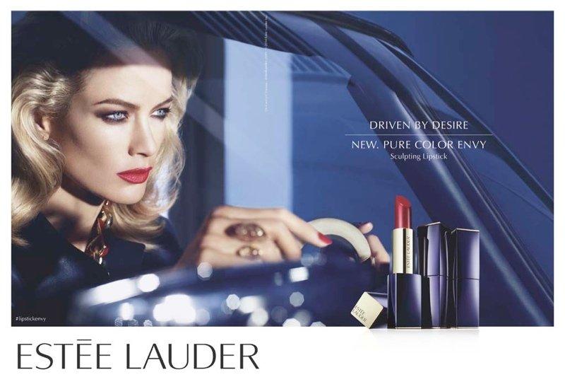 Carolyn Murphy w ekskluzywnej kampanii Estee Lauder (FOTO)