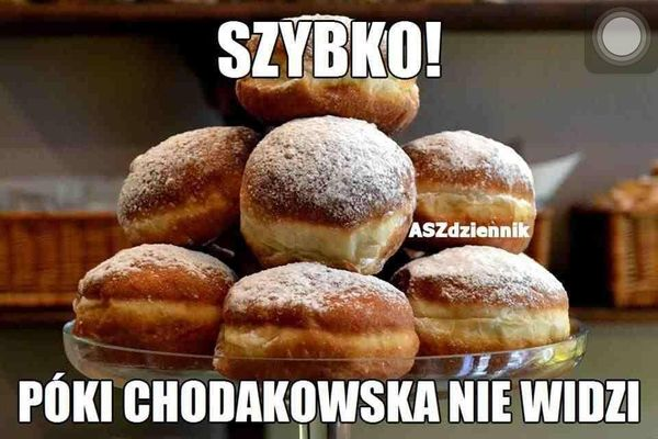 Ewa Chodakowska też jadła wczoraj pączki! (FOTO)