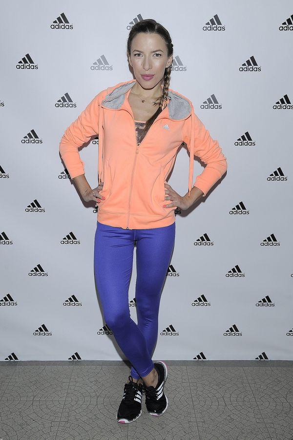 Które gwiazdy pojawiły się na treningu Ewy Chodakowskiej?