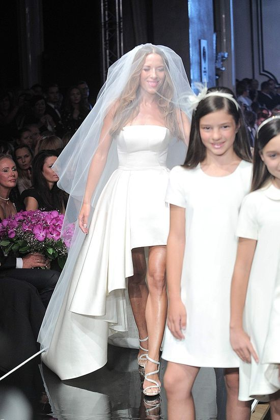 Ewa Chodakowska w sukni ślubnej marki La Mania (FOTO)