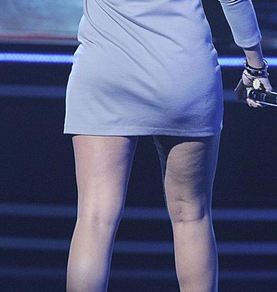 Gwiazdy zmagające się z cellulitem (FOTO)